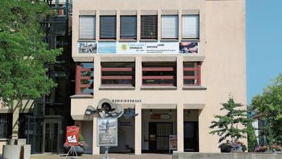 Die Polizei hat den Gemeindeschreiber von Steinach am Mittwoch an seinem Arbeitsplatz verhaftet. (Archivbild: Rahel Jenny Egger)