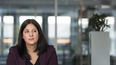 Laura Bucher, Regierungskandidatin der St.Galler SP, vertritt klassische Werte ihrer Partei. (Bild: Michel Canonica)