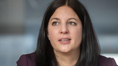 Laura Bucher, Regierungskandidatin der St.Galler SP (Bild: Michel Canonica)