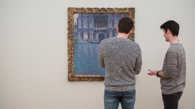 Endlich Schluss mit der Ungerechtigkeit: Am Internationale Männertag dürfen die Männer gratis ins Kunstmuseum. (Bild: Daniel Ammann/PD)