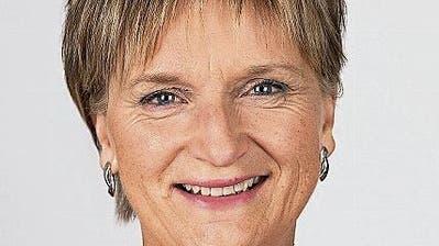 Vreni Wild, Gemeindepräsidentin Neckertal. (Bild. PD