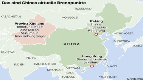Die Masseninhaftierung der Uiguren zeigt, wozu Chinas Regierung fähig ist