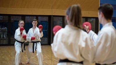 Diese «Karate-Zwillinge» streben an die Spitze