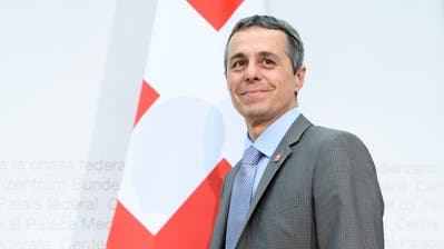 Bundesrat Ignazio Cassis .(Archivbild: Keystone)