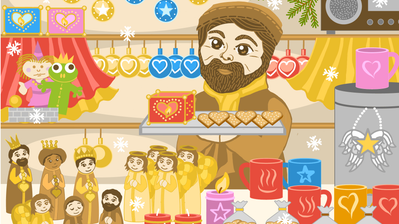 Weihnachtsmärkte: Langsam könnte man mal über Glühwein nachdenken