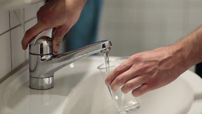 Symbolbild: Trinkwasser, Wasserversorgung. (Bild: Florian ARnold, Altdorf, 12.8.19)