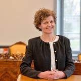 Anna Katharina Glauser Jung, Präsidentin des Thurgauer Obergerichts. (Bild: Donato Caspari)