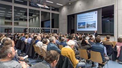 Erste Gemeindeversammlung der vereinigten Gemeinde Altishofen. (Bild: Pius Amrein, 19.11.2019)