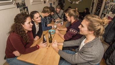 Junge Menschen aus der Region Frauenfeld wollen rollend die Hauptstadt erobern