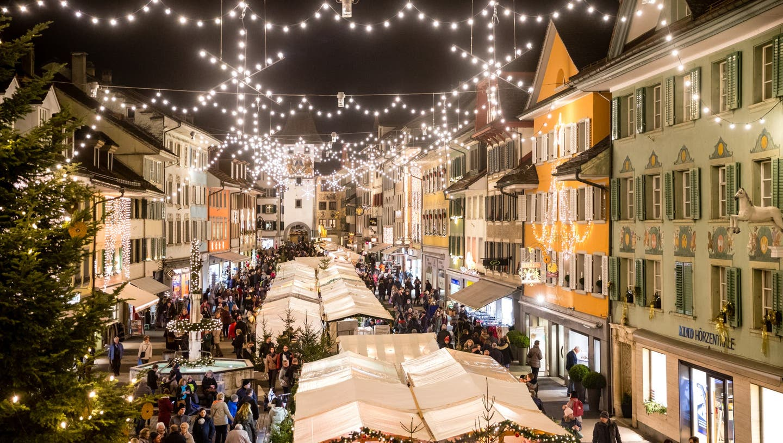Weihnachten in der Zentralschweiz