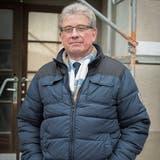 Viele Baustellen, wie den Freihof, will Paul Bühler bis Ende 2020 abschliessen. (Bild: Lisa Jenny)