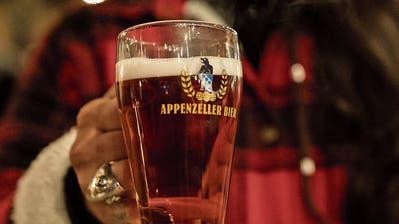 Schluss mit langweiligem Glühwein: Heisses Bier und heisser Most sind die neuen Trendsetter