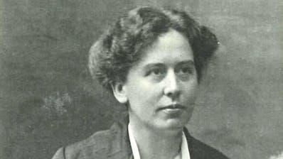 Helene Kloss im Jahr 1916. Damals arbeitete sie am Institut in Lausanne. (Bild: Aus dem Besitz von Aldo Colombi)