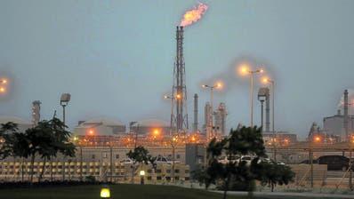 Weniger gefragt als gedacht: Öl aus Saudi-Arabien  Bild: Bloomberg