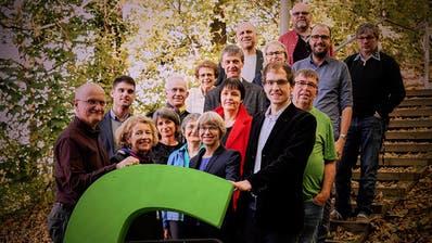 Grüne Kandidatinnen und Kandidaten für die Kantonsratswahlen vom 8. März 2020 im Wahlkreis St.Gallen-Gossau. (Bild: PD)