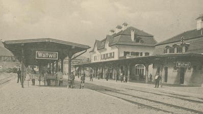 Auch eine Ausstellung zum 150-Jahr-Jubiläum der Toggenburgerbahn soll Unterstützung aus dem Lotteriefonds erhalten. (Bild: PD)