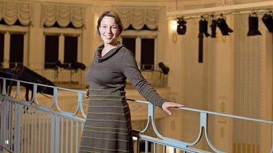 Die neue Intendantin des Theater Casino Zug glaubt «an dieKreativkraft Zugs»