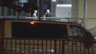 Die Polizei konnte die Jugendlichen von der geplanten Schlägerei abhalten. (Bilder: BRK News)
