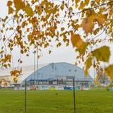 Die Bodensee-Arena im Spätherbst. (Bild: Donato Caspari)