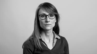 Redaktorin Yasmin Kunz (Bild: Pius Amrein)