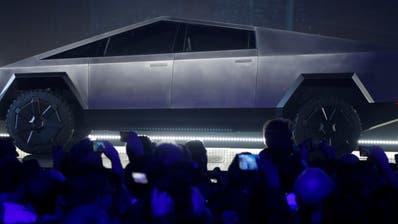 Teslas Elektro-Pick-up wurde schon 200'000 Mal reserviert