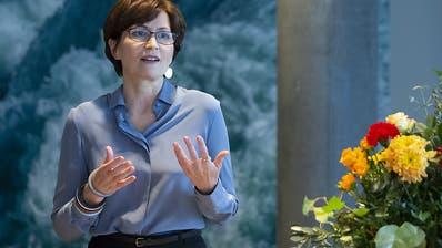 Grünliberale laden grüne Bundesratskandidatin Rytz zu Anhörung ein