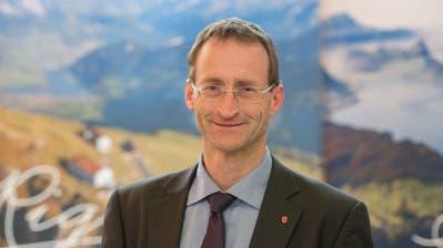 René Bünter. (Bild: PD)