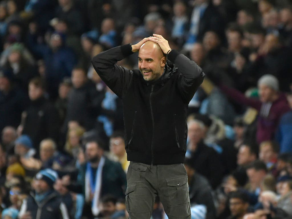 Gleiches strebt Mourinhos grosser Konkurrent Pep Guardiola mit Manchester City an (Bild: KEYSTONE/AP/RUI VIEIRA)