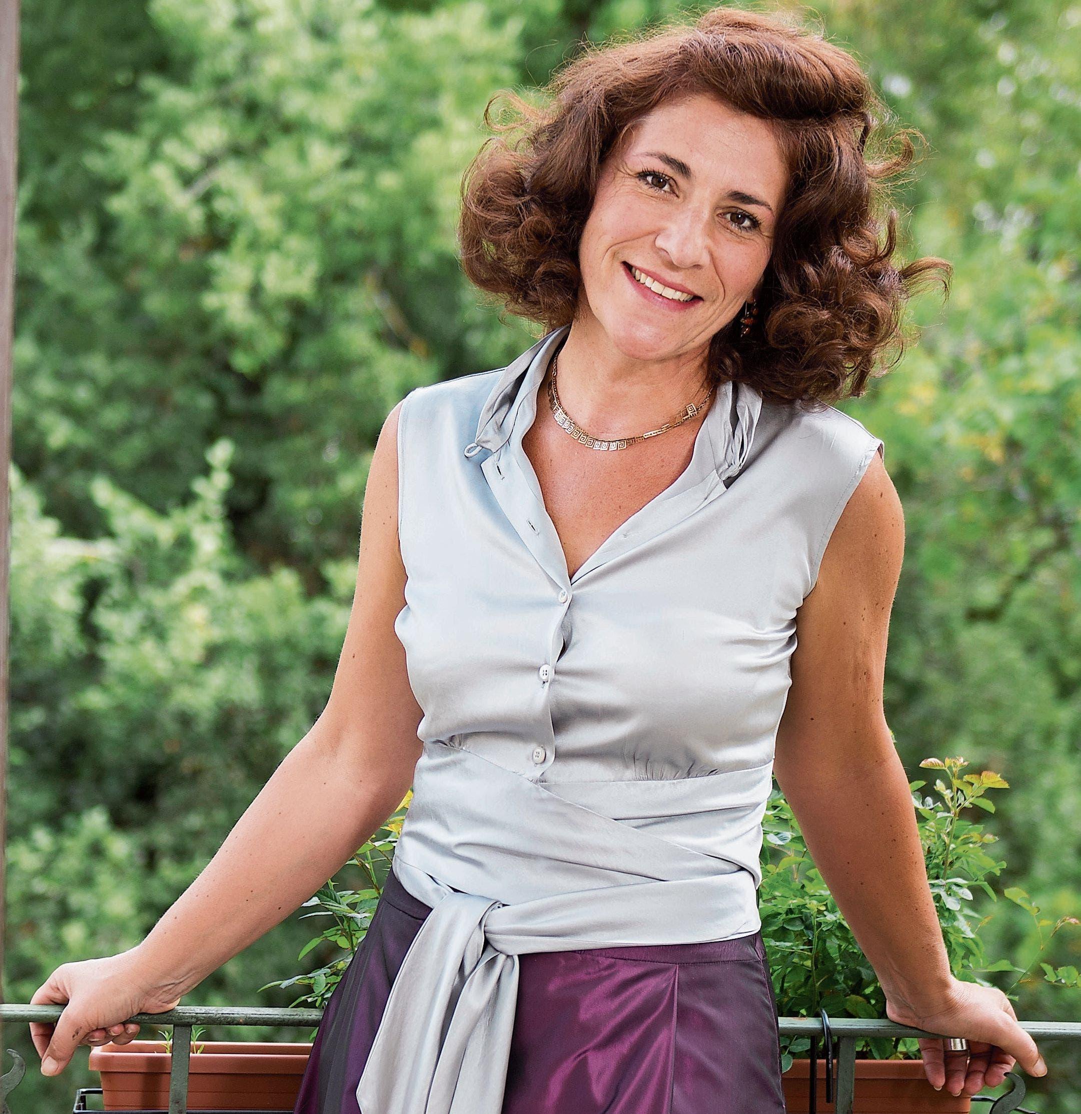 Mona Somm will jungen Menschen Klassik näherbringen. (Bild: Urs Bucher)