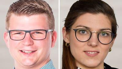 Mike Egger und Franziska Ryser haben sich entschieden, in Bern in einer WG zu leben. (Bilder: Keystone)