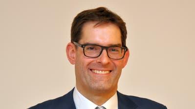 Emanuel Brügger (42) wird ab 1. April 2020 neuer Landratssekretär in Nidwalden. (Bild: PD)