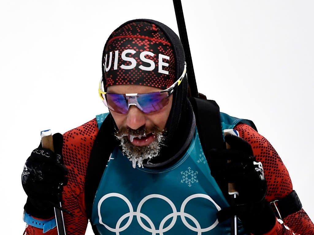Auch an den Olympischen Spielen in Pyeongchang lief Weger zweimal in die Top 6 (Bild: KEYSTONE/EPA/FILIP SINGER)