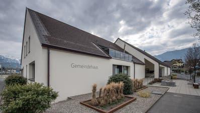 Das Gemeindehaus von Kerns. (Bild: Pius Amrein, 28. März 2019)