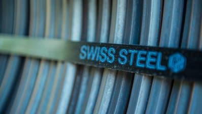 Swiss Steel Stahl Bild: PD