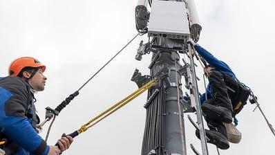 BAFU: Keine Einigung auf Grenzwerte für 5G-Mobilfunkstrahlung