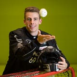 Lukas Genhart will seine Karriere bei Waldkirch-St. Gallen neu lancieren. (Bild: Ralph Ribi)