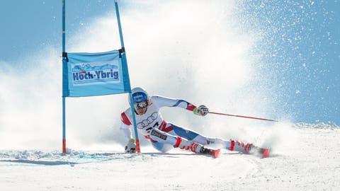 Nick Spörri gehört diesen Winter erstmals dem C-Kader von Swiss-Ski an. (PD)