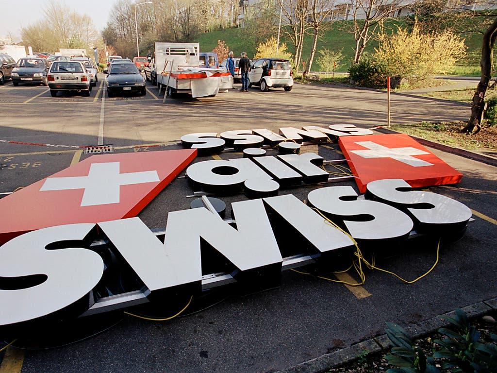 Am Boden, aber nicht schuldig: Das Bundesgericht hat ehemalige Führungskräfte der Swissair von der Verantwortung für den Konkurs der Fluggesellschaft freigesprochen.