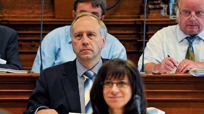 20 Jahre sind genug: Der Rorschacher Andreas Hartmann (FDP) tritt nicht mehr als Kantonsrat an