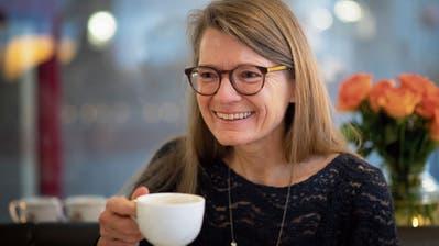 «Ähnlich wie ein Psalm schafft eine Tasse Kaffee ein Fenster von einigen ruhigen Minuten», sagt Organistin Imelda Natter.