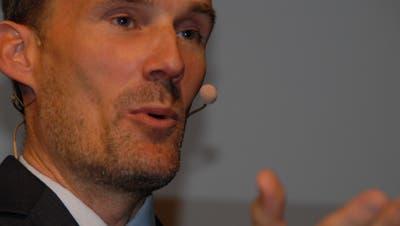 Der ZHAW-Mobilitätsexperte und Studiengangleiter Verkehrssysteme Thomas Sauter-Servaes. (Bild: Kurt Peter)