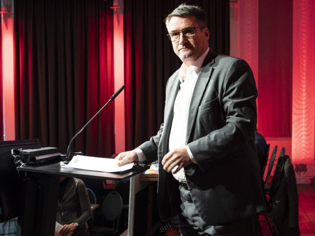 Die neue Legislatur biete grosse Chancen, sagte SP-Parteichef Christian Levrat an der Delegiertenversammlung in Bern.