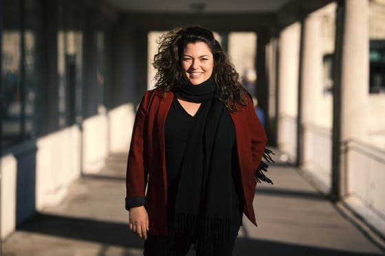 Tamara Funiciello (29) gab ihr Juso-Präsidium nach drei Jahren ab. Obwohl die SP im Kanton Bern zwei von sechs Sitzen verlor, schaffte sie den Sprung in den Nationalrat. Sie verdrängte die beiden Gewerkschafter Corrado Pardini und Adrian Wüthrich (Bild: Boris Bürgisser)