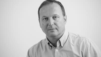 Daniel Wirth, Leiter Stadtredaktion St.Galler Tagblatt. (Bild: Ralph Ribi)