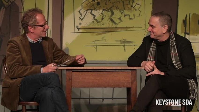 Gilles Tschudi tritt in die grossen Fussstapfen von Alfred Rasser