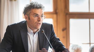 Daniel Eugster (FDP): «In der Regel hat man eine Vision und das Geld fehlt. Nicht umgekehrt.» (Bild: Andrea Stalder)