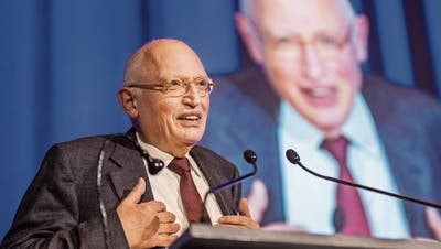 Wirtschaftsforum Thurgau - Günter Verheugen zur EU: «Wo ist der Plan?»