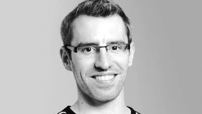 Redaktor Christian Glaus.