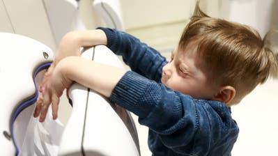 Am Schlimmsten ist der Föhn: Sensorgesteuerter Handtrockner. (Bild: Getty)