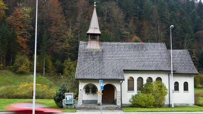 Diese reformierte Kirche wird in den nächsten Jahren abgerissen. (Bilder: Jakob Ineichen, Wiggen, 31. Oktober 2019)